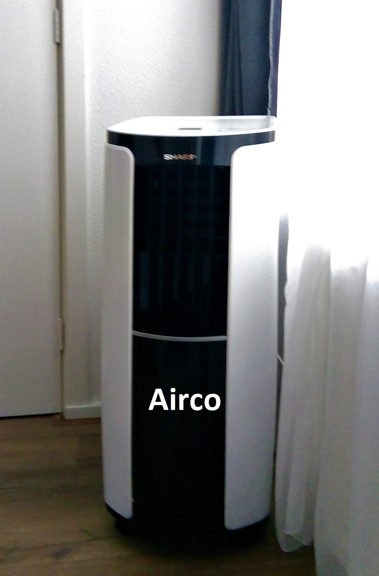 Airco in uw kamer